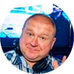 Allan Peramets - pikaaegne DJ