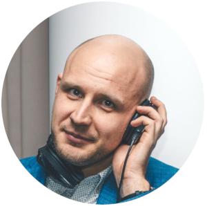 Aaro Põder - DJ